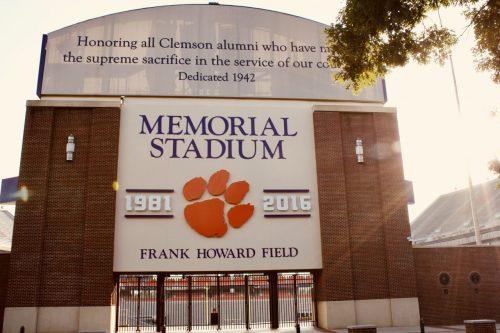 Clemson Memorial Stadium Pic