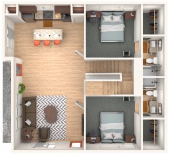 6 Bedroom Cottage