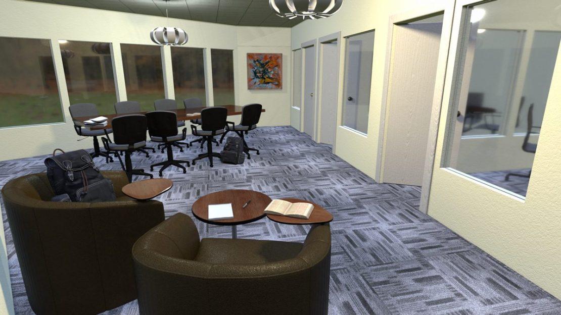Private Study Room 2