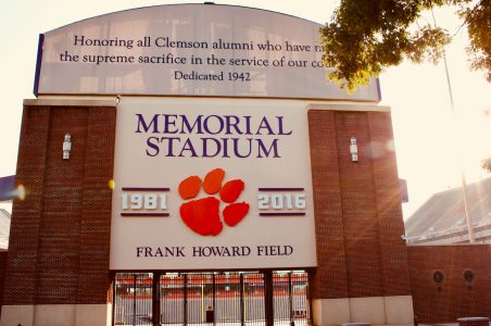 Instagrammable Clemson - Memorial Stadium
