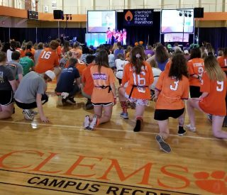 Growing Community at Clemson Dance Marathon