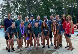 EPOCH Clemson Student Housing Supports Foster Families with Onsite Event
